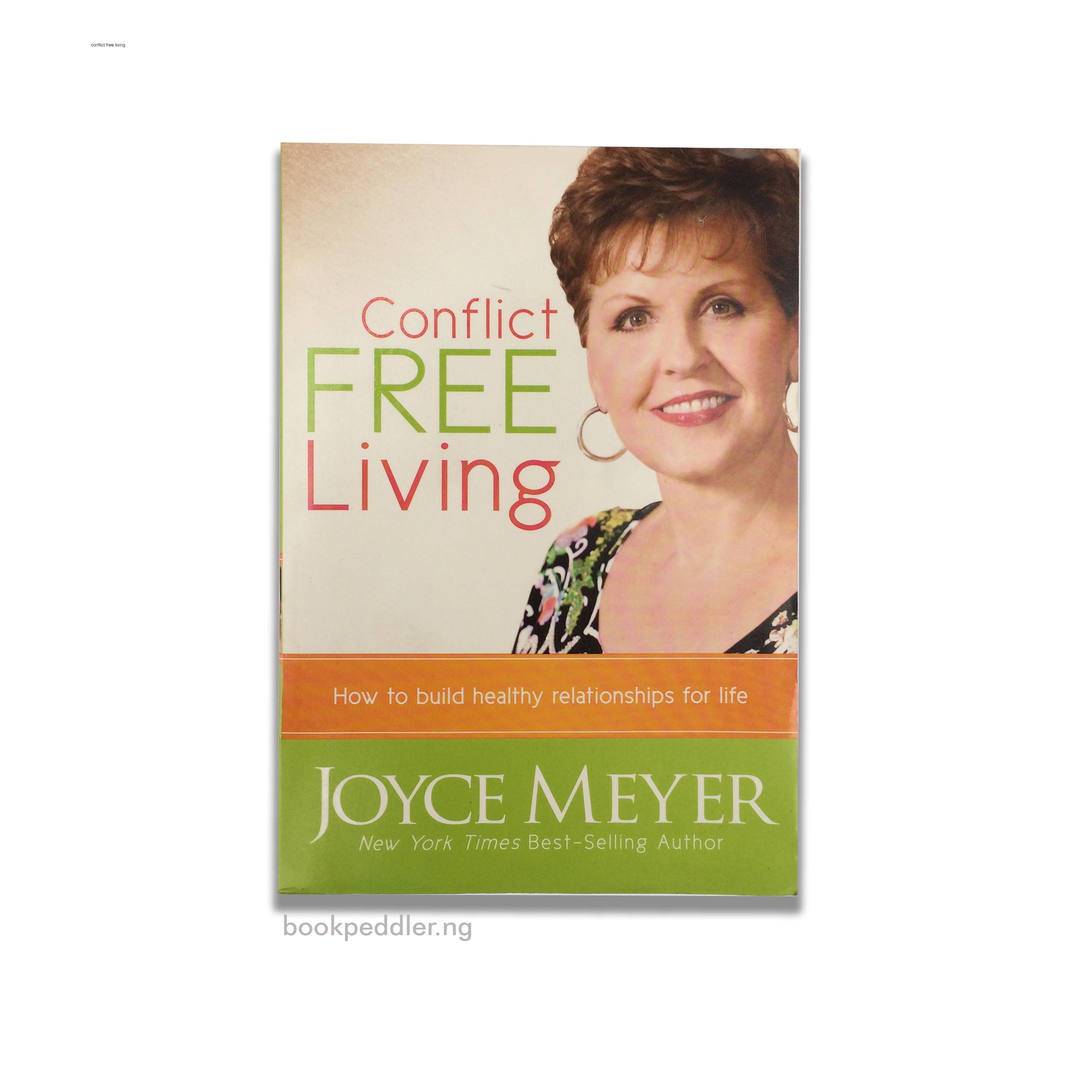 Conflict Free Living-Joyce Meyer