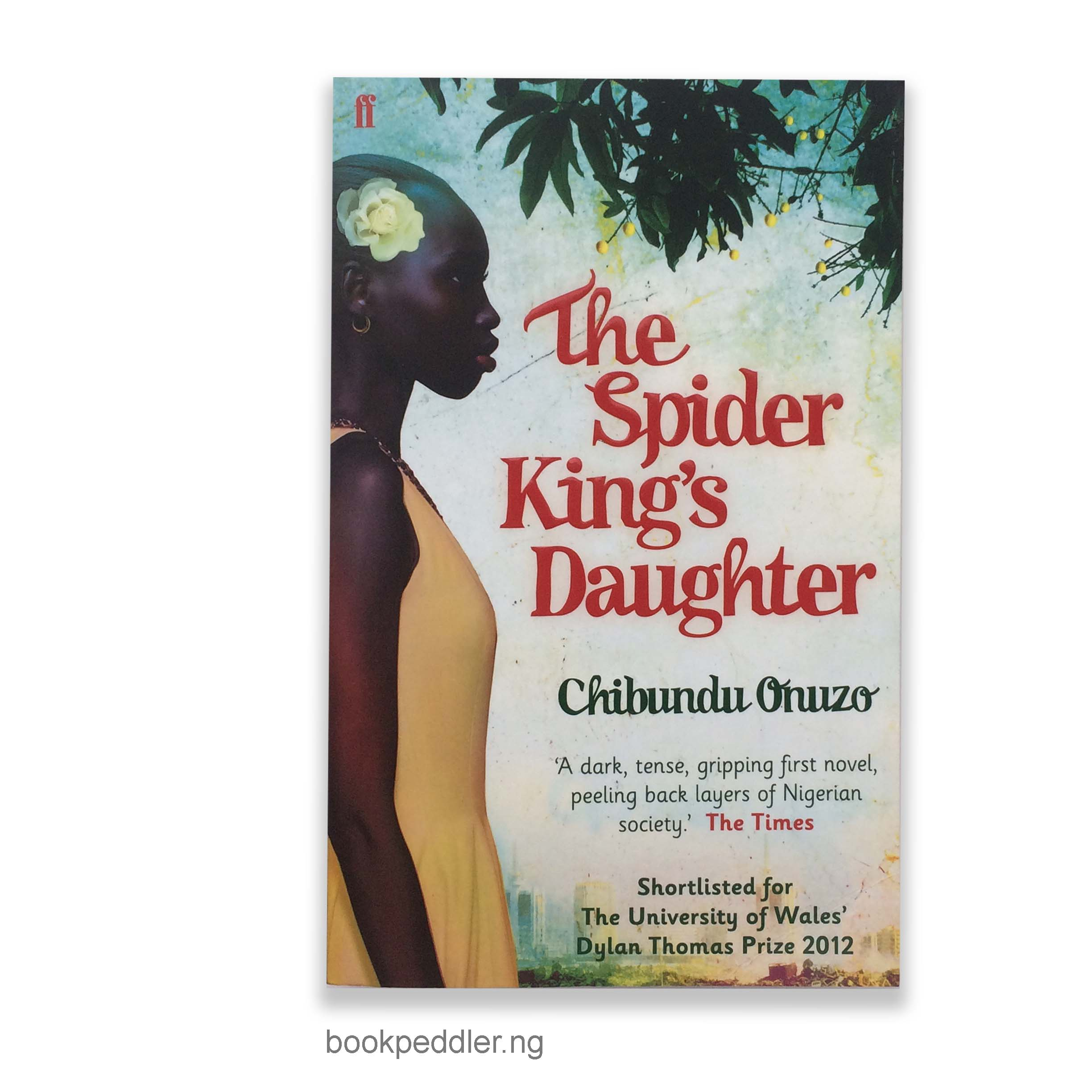 The Spider Kings Daughter
