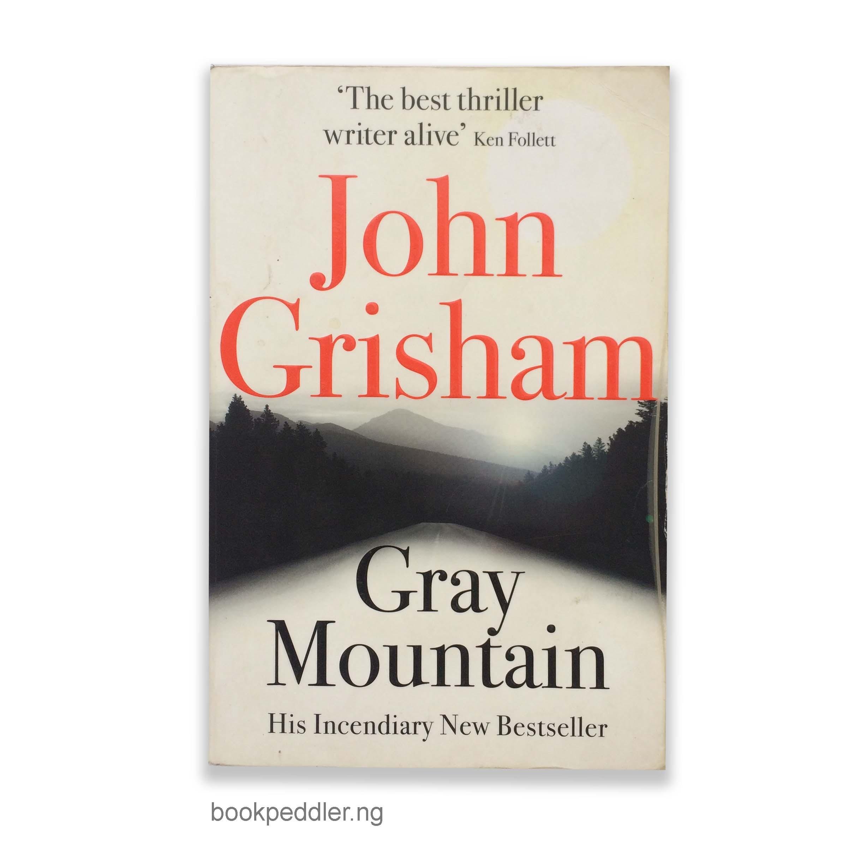 Gray Mountain By John Grisham Bookpeddler
